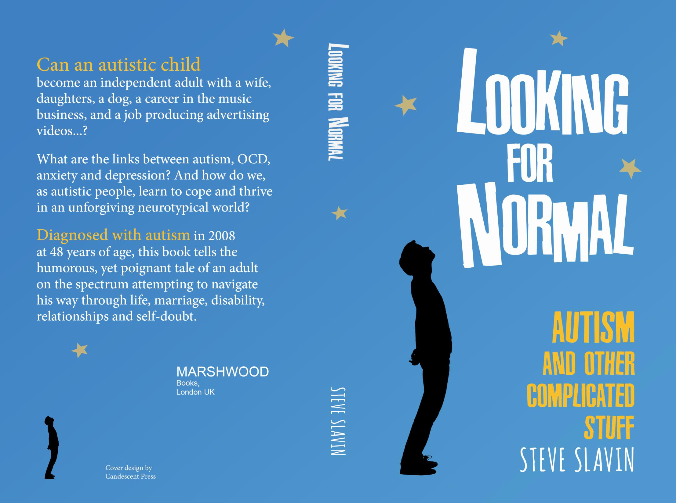LOOKING FOR NORMAL AUTISM BOOK
