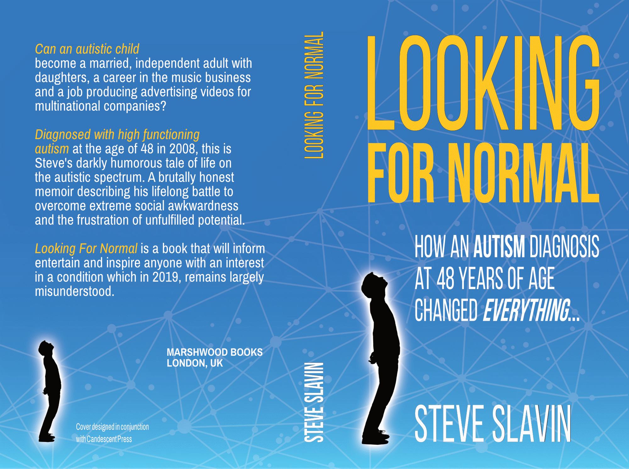 Looking for Normal Steve Slavin